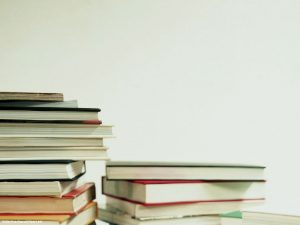 Books Powerpoint Background