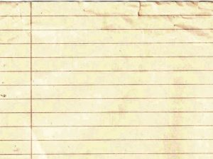 Notebook Paper Texture Background